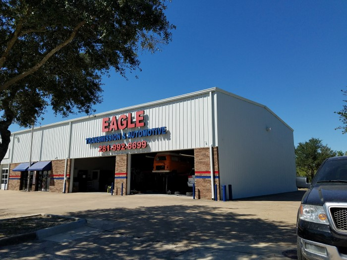Eagle Transmission Shop Friendswood Tx House Painter In