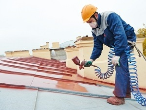 metal roof painting houston tx